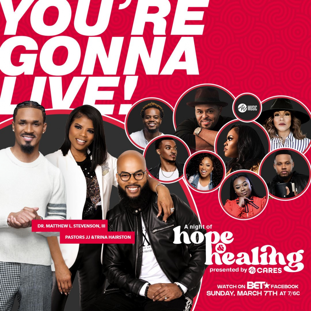 JJ Hairston, You're Gonna Live
